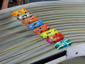 Slot car racing westmont